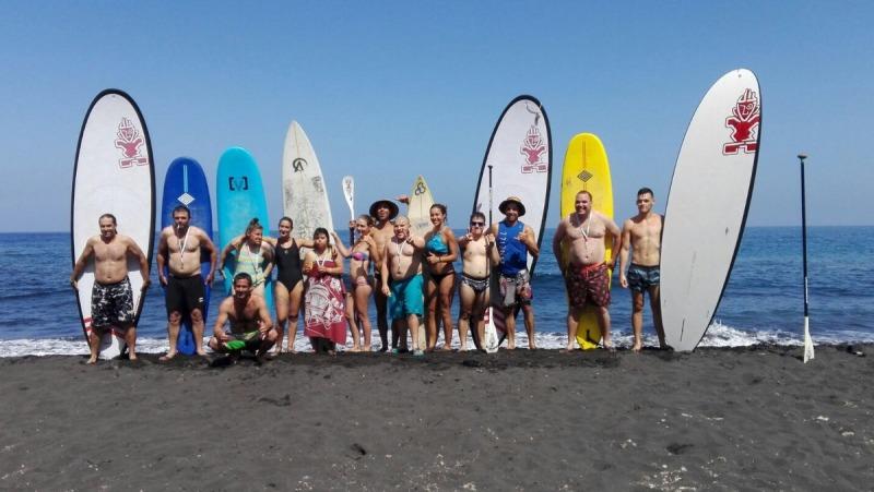 FUNCATAES - DISFRUTO MI TIEMPO - SURF
