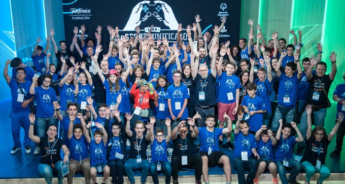 Funcataes presente en el I Campeonato de #eSportsUnificadosn celebrado en Canarias