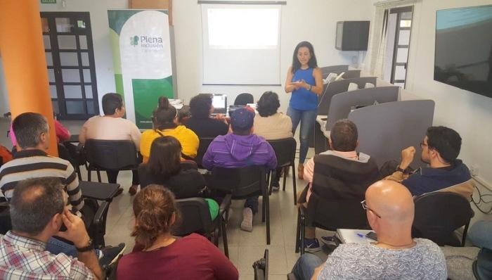 #Mivotocuenta Funcataes Plena Inclusion Canarias